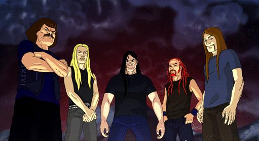 dethklok-band