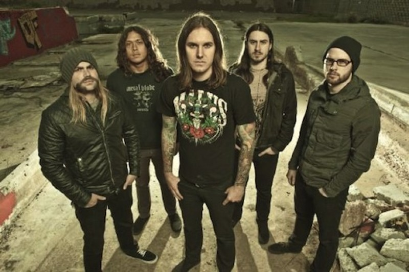 As I Lay Dying 2010