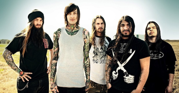 Suicide Silence bandpic