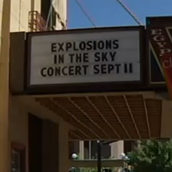 Explosions In The Sky Marquee
