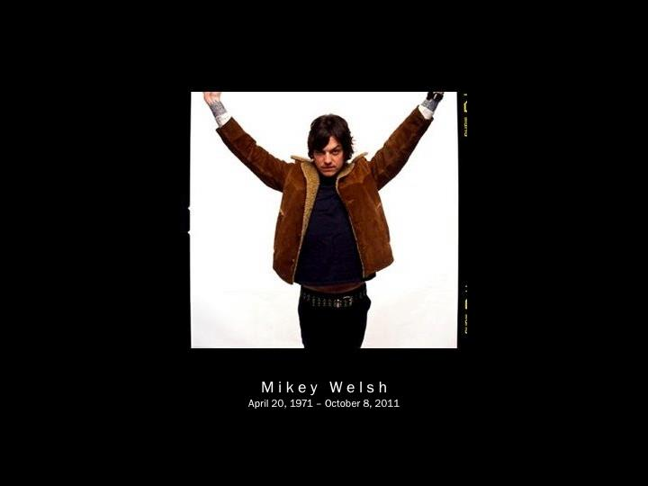 Mikey Welsh Death