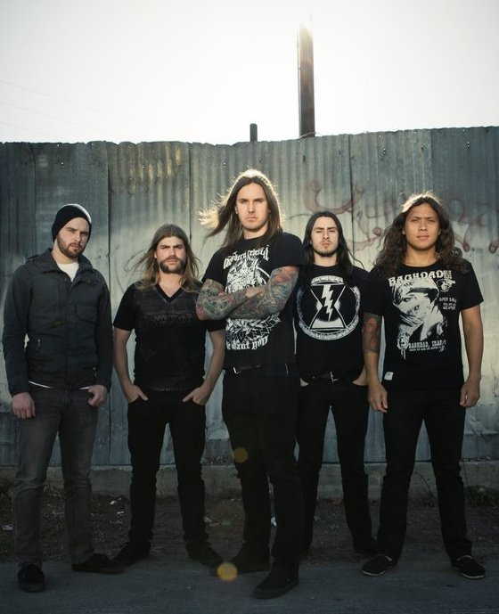 As I Lay Dying 2011