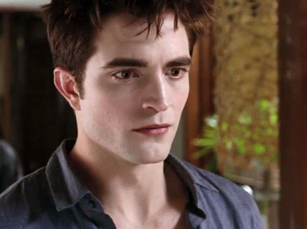 Breaking Dawn: Now with 50% more brooding looks.