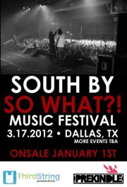 south by so what?!2012