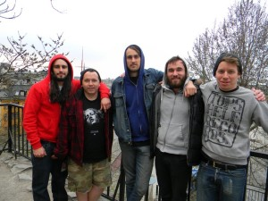 pianos become the teeth 2012