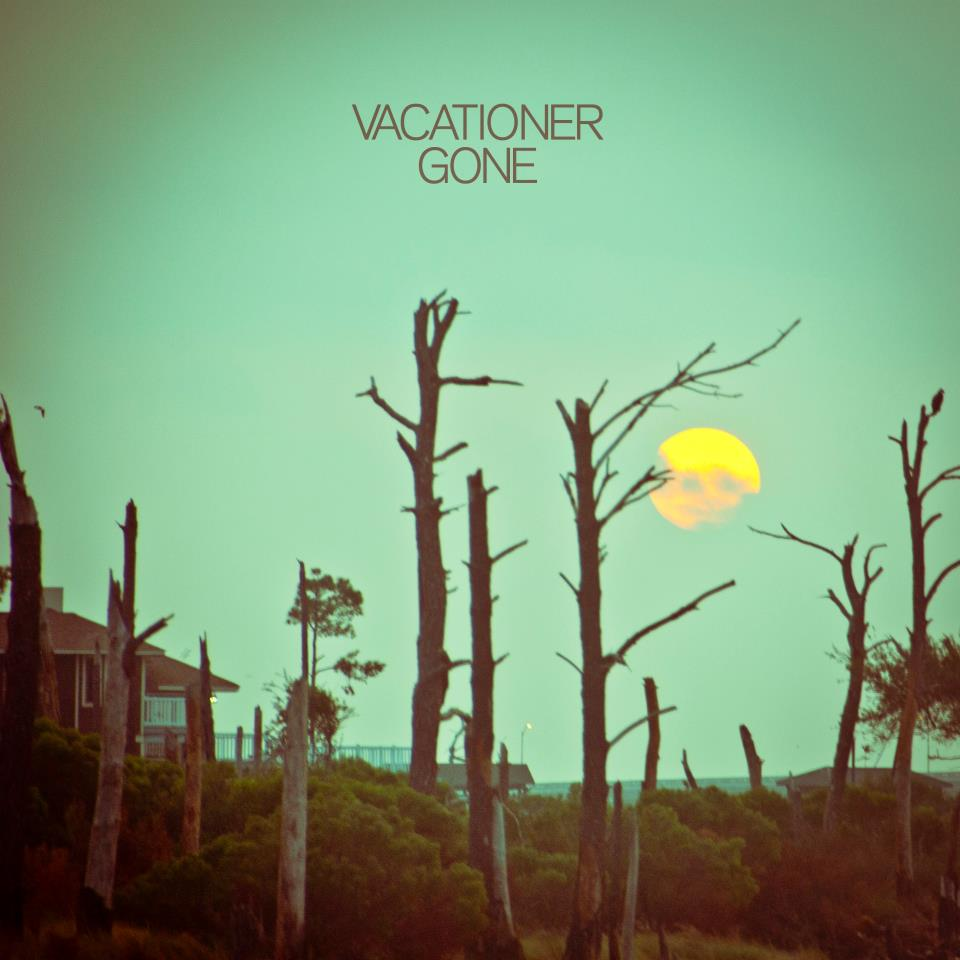 Album Art: Vacationer - Gone LP