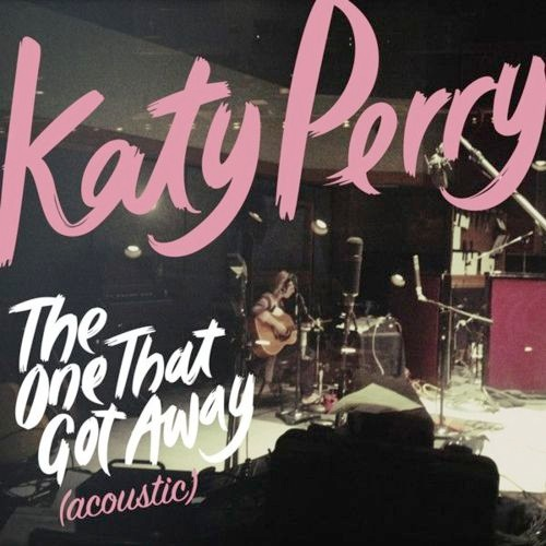 Katy-Perry-The-One-That-Got-Away-acoustic-single-cover
