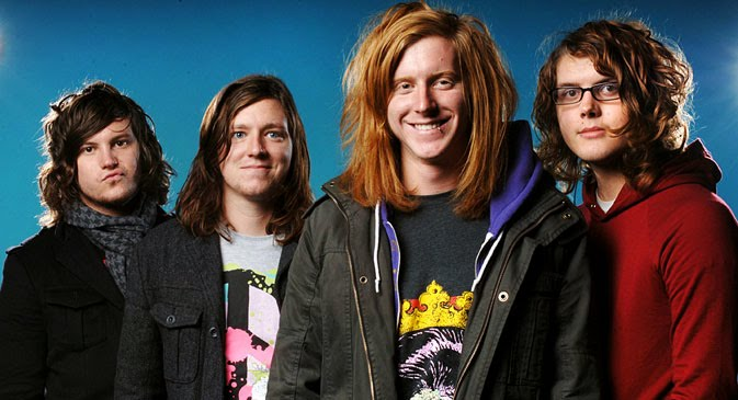 We the Kings 2012