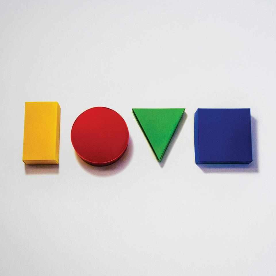 Jason Mraz Love is a Four Letter Word 2012