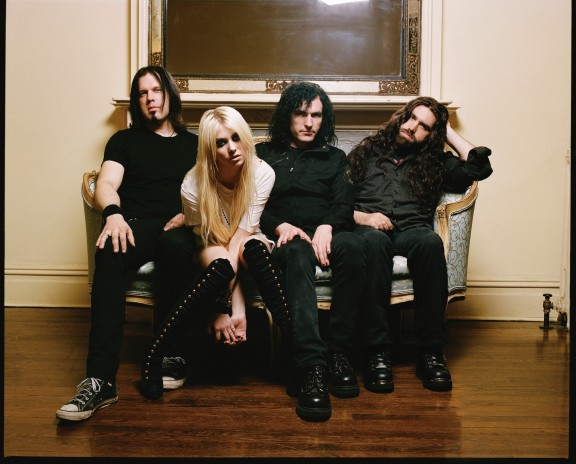 The Pretty Reckless 2012