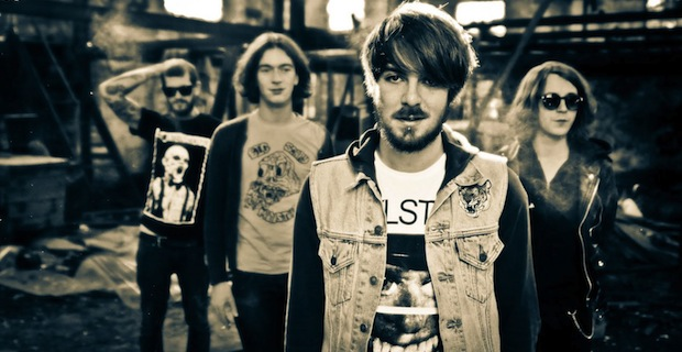 pulled apart by horses band