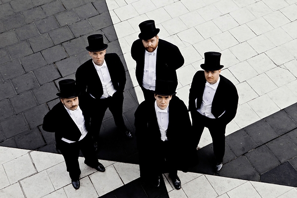 The Hives 2012
