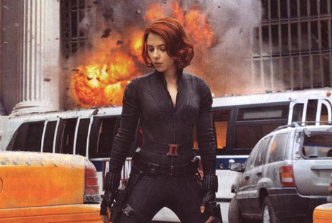 Black-Widow-in-The-Avengers