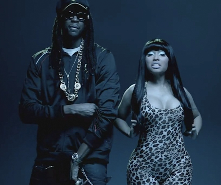 nicki minaj and 2 chainz