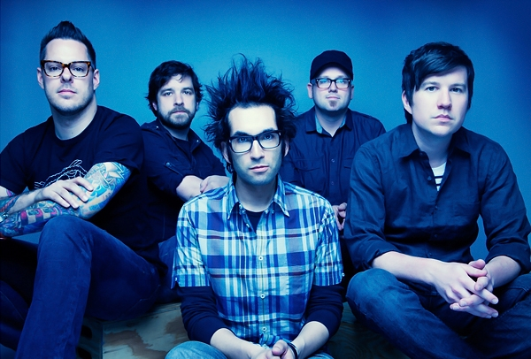 Motion City Soundtrack 2012