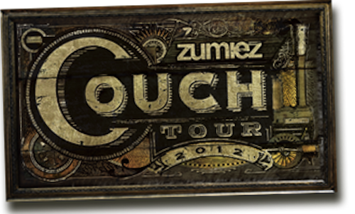 COUCH TOUR 2012