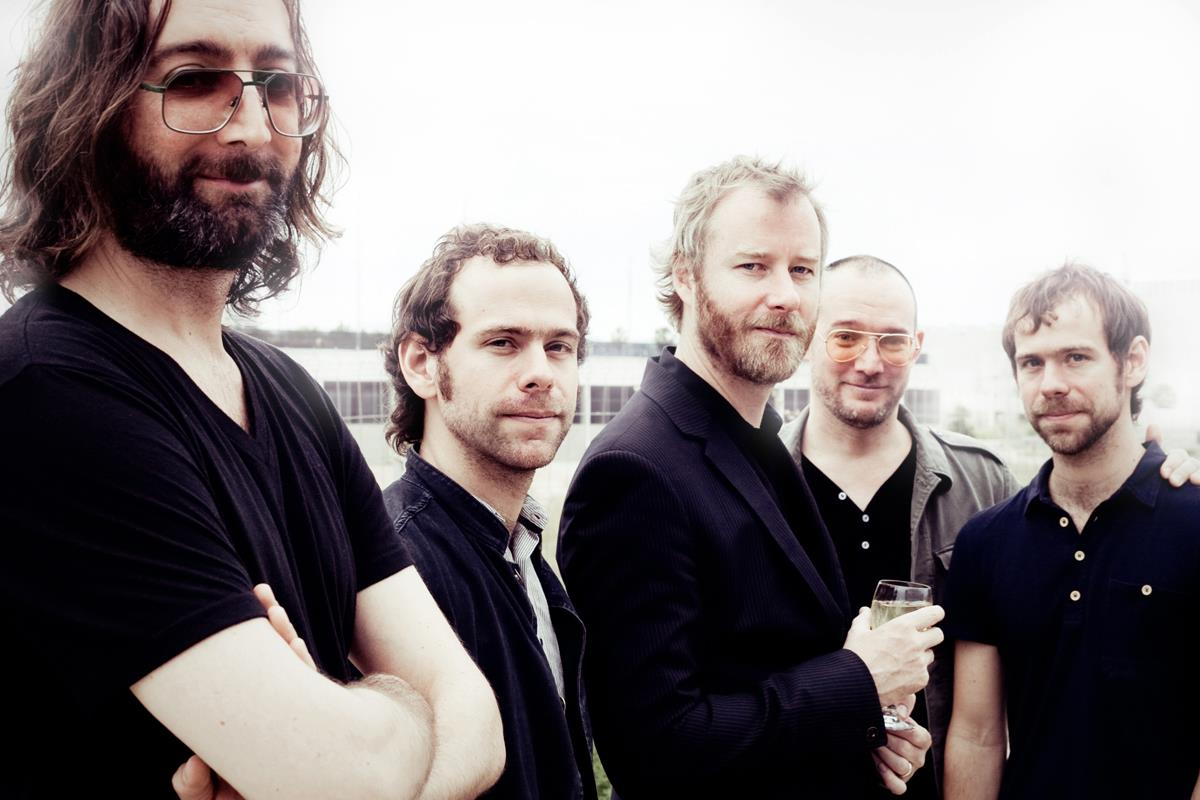 The National 2012