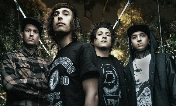 Pierce The Veil 2012