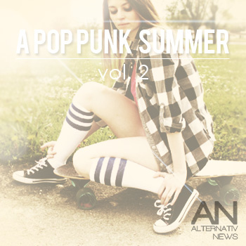 Alternativ News Releases 'A Pop Punk Summer Vol.2' Compilation