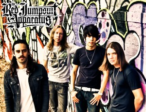 Red Jumpsuit Apparatus 2012