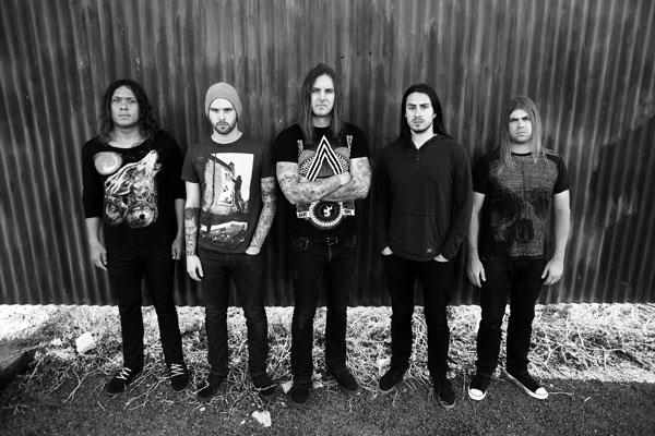 As I Lay Dying 2012