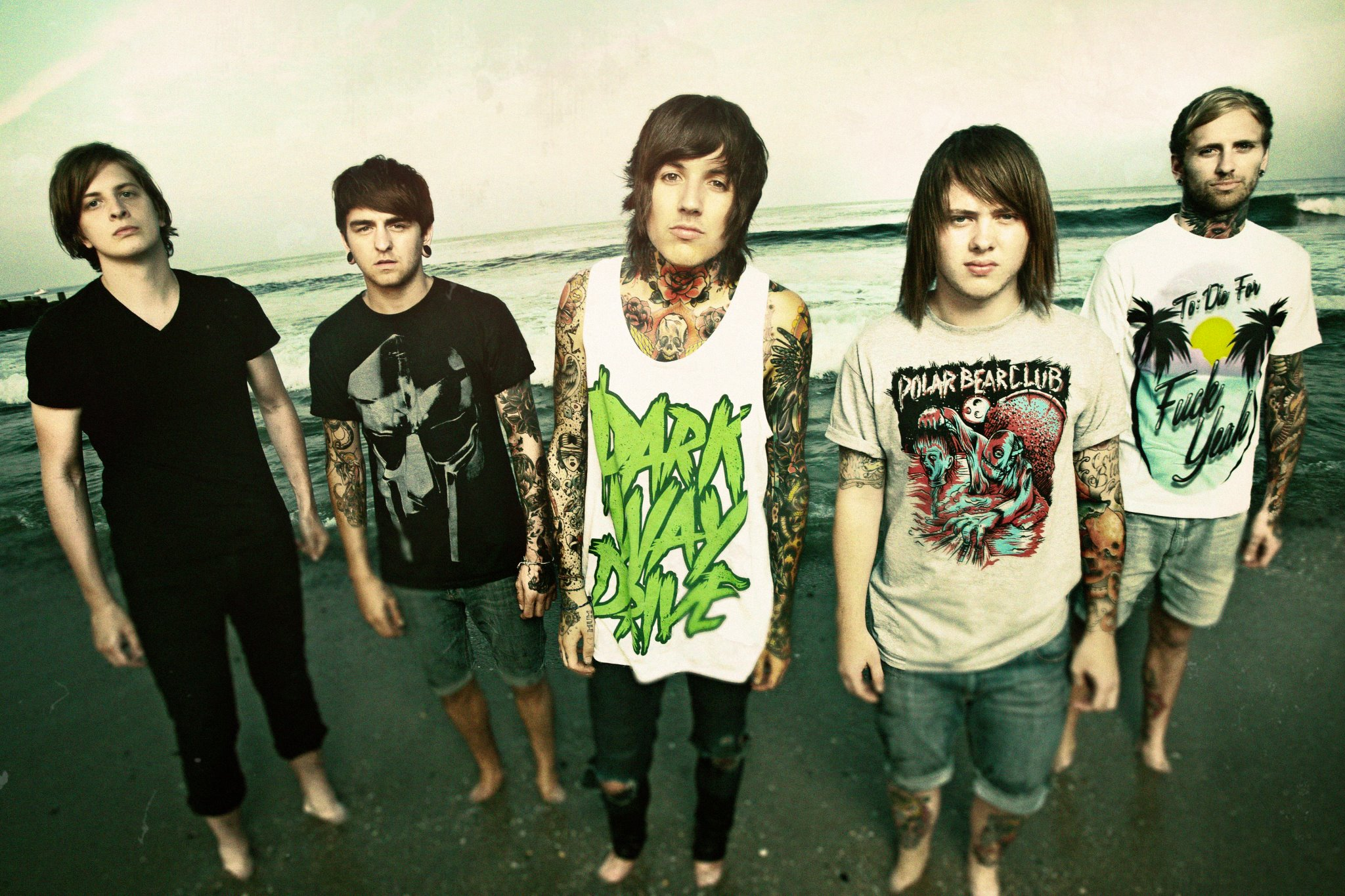 Bring Me The Horizon 2012