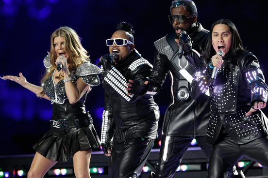 BlackEyedPeas 2012