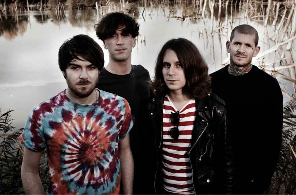 Pulled Apart By Horses 2012