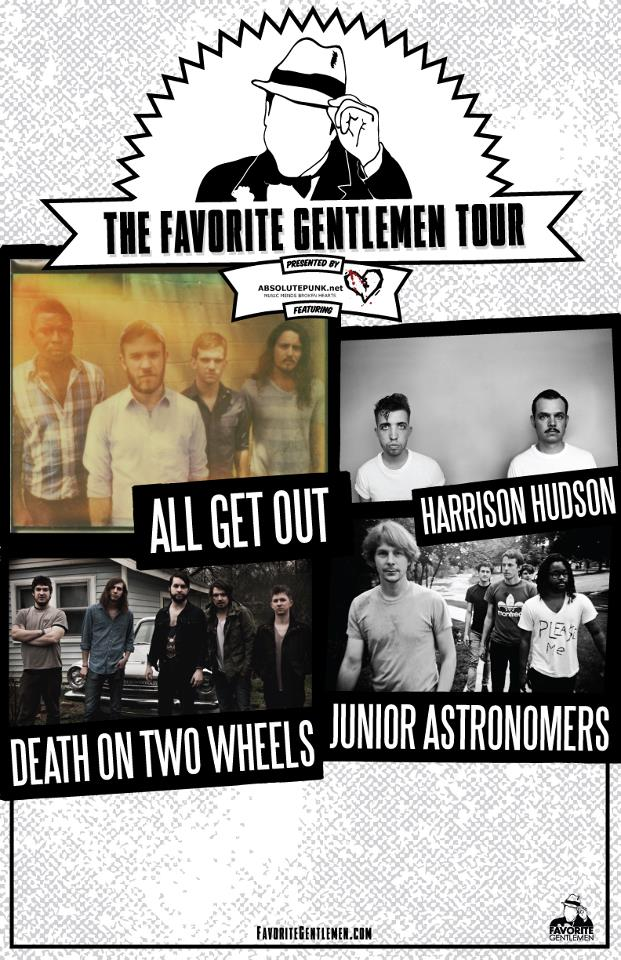 The Favorite Gentlemen Tour