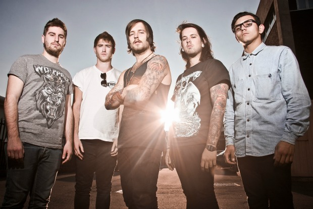 Bury Tomorrow 2012