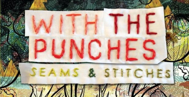 With the Punches Seams and Stitches featured