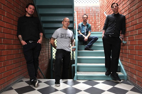 The Bouncing Souls 2012