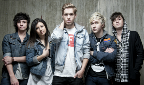 The Summer Set 2012