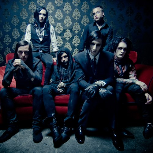 Motionless In White 2012