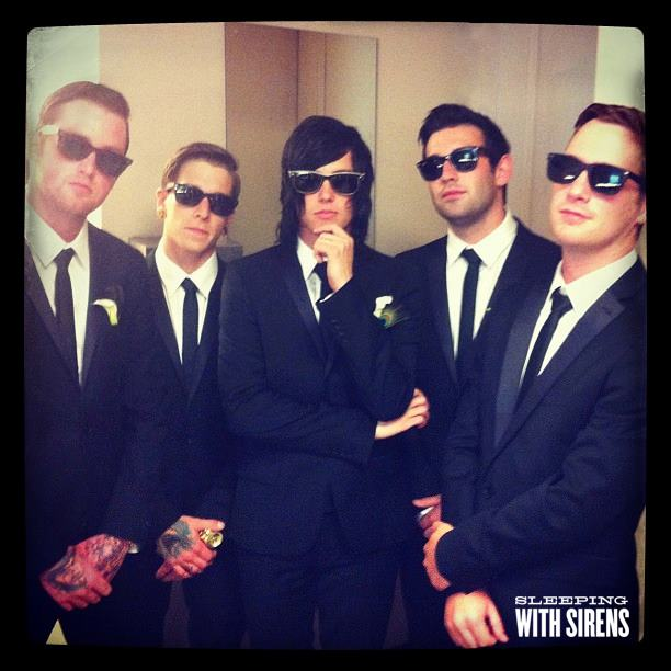Sleeping With Sirens 2012