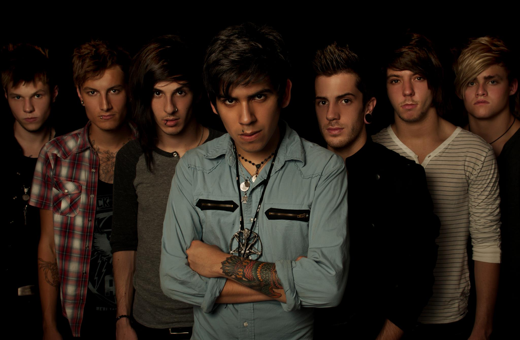 Crown The Empire 2012