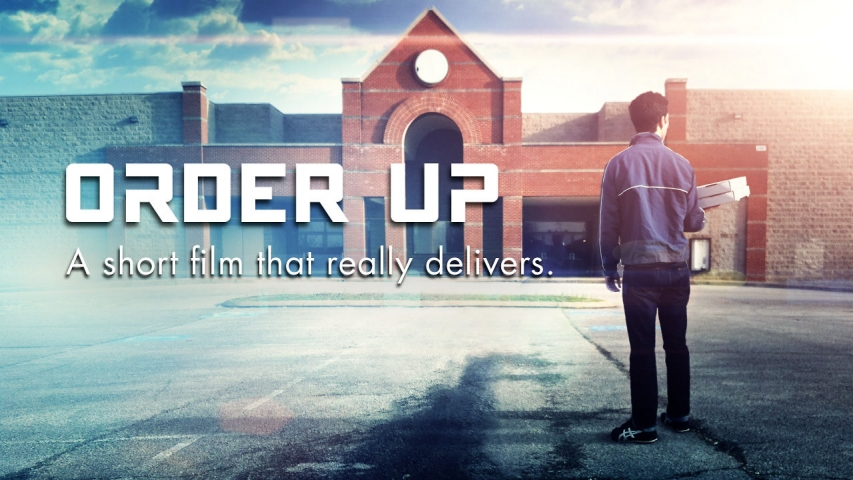 "SHORT FILM: ""Order Up"""