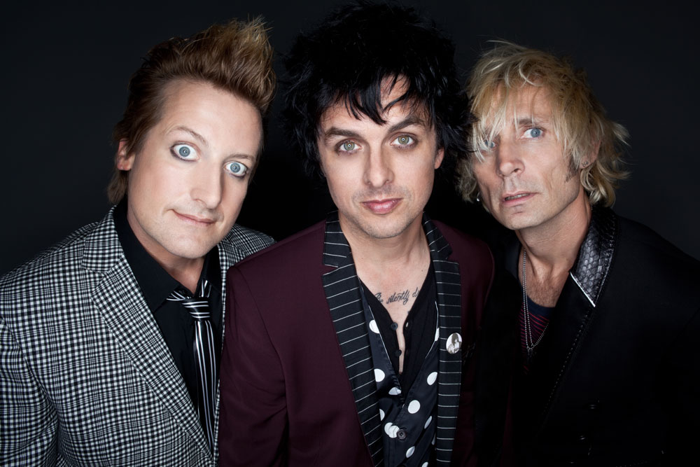 GREEN DAY 2012