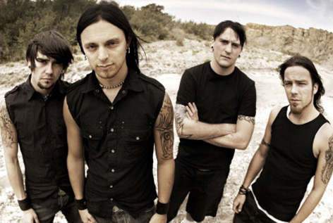 Bullet For My Valentine 2012