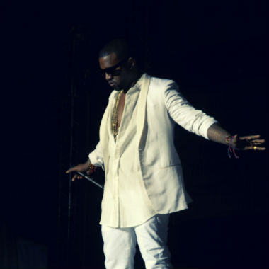 kanye-west-white-dress 2012