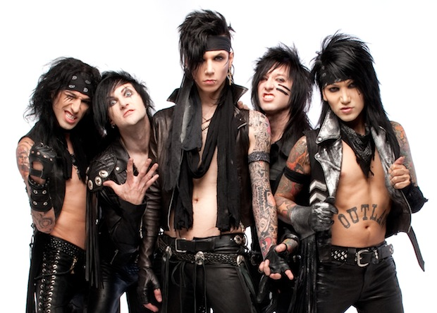 Black Veil Brides 2013 BVB