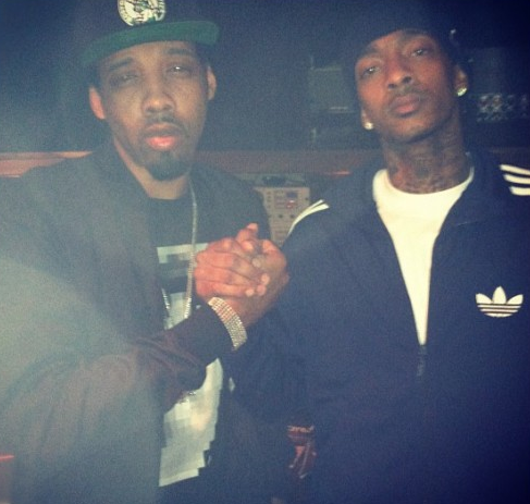 Chevy Woods and Nipsey Hussle