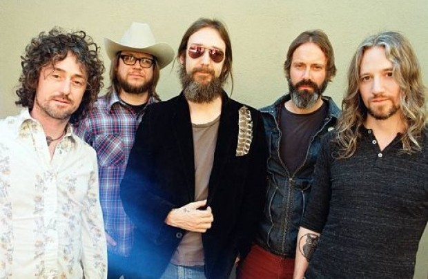 The Black Crowes 2012