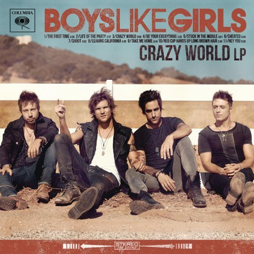 Boys Like Girls 2012