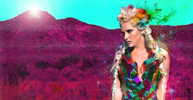 Kesha-Warrior-Art