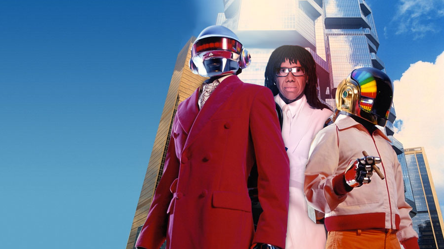 daft punk nile rodgers 2013