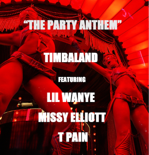 Timbaland-The-Party-Anthem-Download-Lil-Wayne
