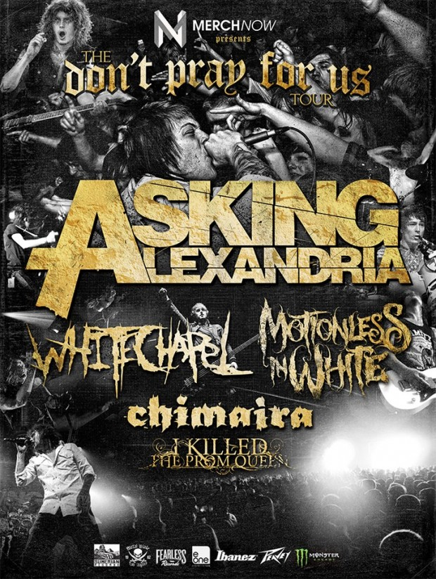 Asking Alexandria Tour
