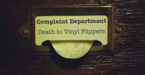 Complaint Department VINYL