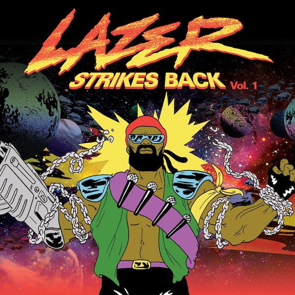 major lazer lazer strikes back vol. 1